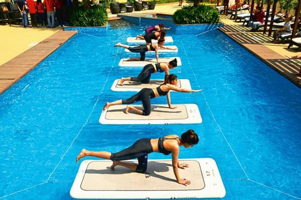 FloatFit is suitable for people of all ages, and every shape and size. Photo: Ramesh Pathania/Mint