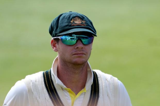 Australia captain Steve Smith has been accused of ordering ball tampering during the third Test match between Australia and South Africa. Photo: Reuters