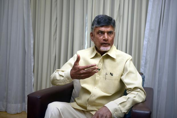Modi govt playing with sentiments of people;Chandrababu Naidu