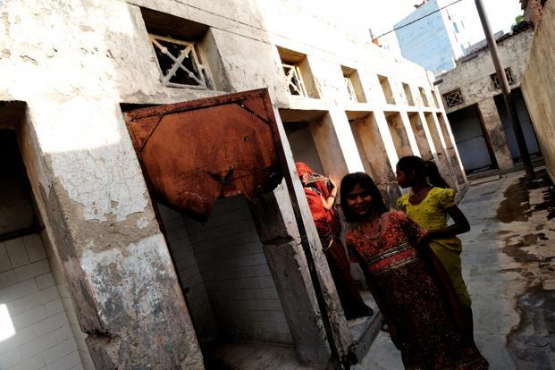 The government said more than 65 million toilets have been built since 2014 and around 3.38 lakh villages have been declared as open defecation free. File Photo: Pradeep Gaur/Mint
