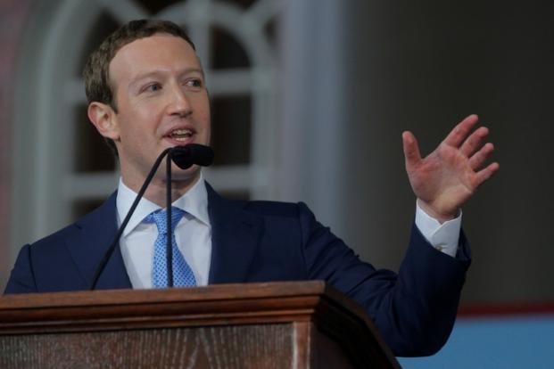 Mark Zuckerberg has been the subject of withering criticism in light of the Facebook data breach by Cambridge Analytics. Photo: Reuters
