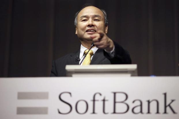 SoftBank builds world's largest solar power plant