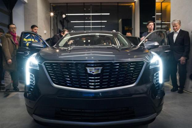 small cadillac suv performancedrive coming report in