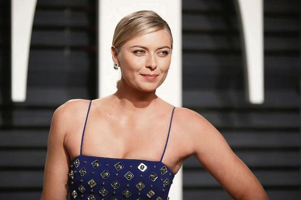 Maria Sharapova has her own brand of candies, Sugarpova. Photo: Reuters
