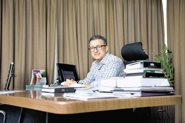 After finalizing the Fortis-Manipal deal, Manipal Group promoter Ranjan Pai is gearing up for the shareholders' meeting, which is expected in a month. Photo: Aniruddha Chowdhury/Mint