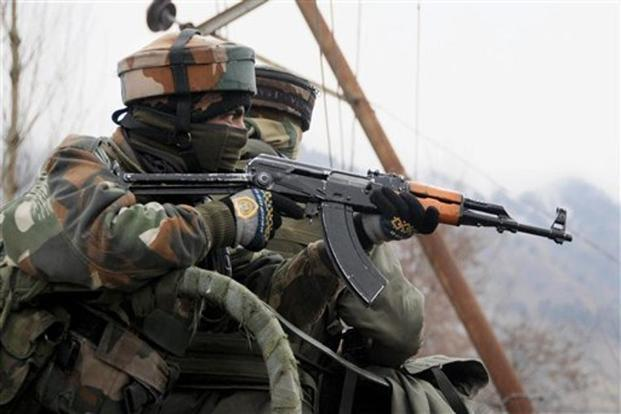 Four militants killed in Jammu & Kashmir gunfight, search operation on