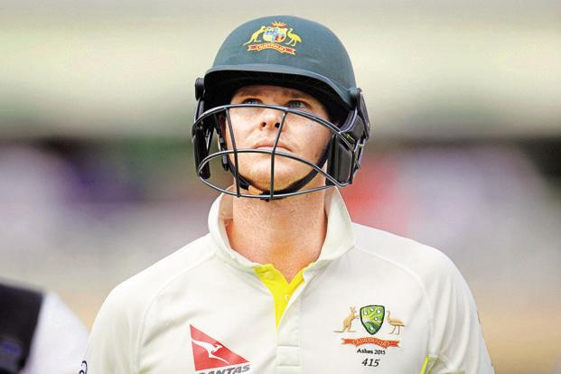 Former Australia captain Steve Smith is at the centre of the ball tampering controversy that has embroiled the cricketing world. Photo: Reuters