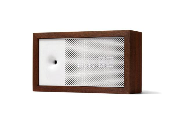 Awair monitors indoor air quality through five key indicators—temperature, humidity, carbon dioxide level, chemicals and dust.