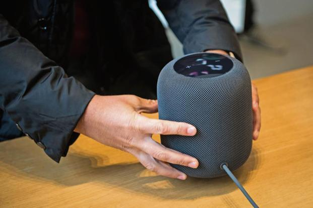 The HomePod stands out for its ability to seamlessly pair Siri with Apple Music and handle a smart home.