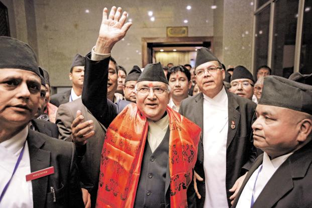 Oli to visit Delhi; India, Nepal keen to remove distrust