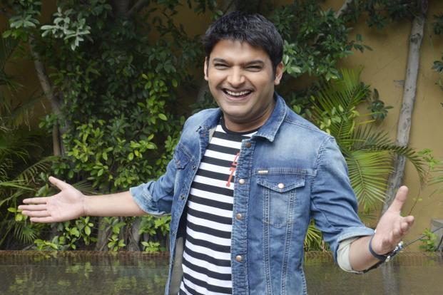 Kapil Sharma and his new game show 'Family Time With Kapil Sharma' bring families together, says Sony Entertainment Television. Photo: HT