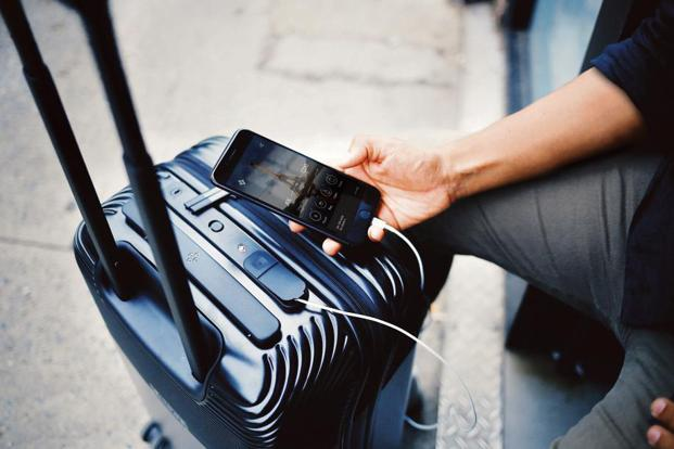 The Bluesmart Series 2 smart luggage collection has four products that will make your travel smart and sleek.