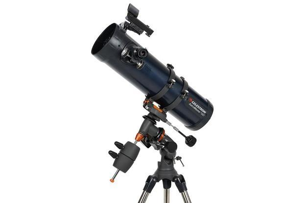 The Celestron AstroMaster series is good for amateur astronomers.
