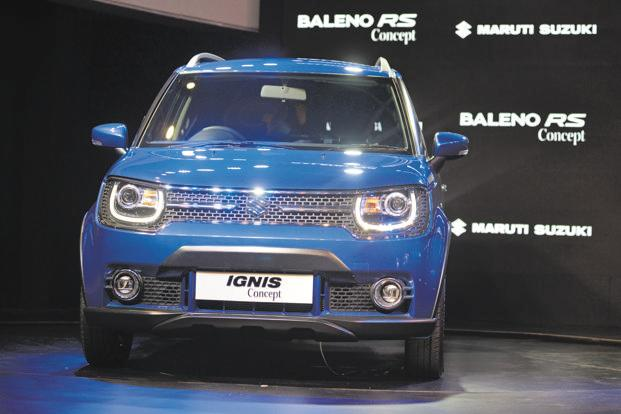 Maruti Suzuki India domestic sales up 14.9% in March
