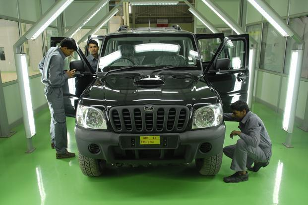 M&M auto sales up 10% in March