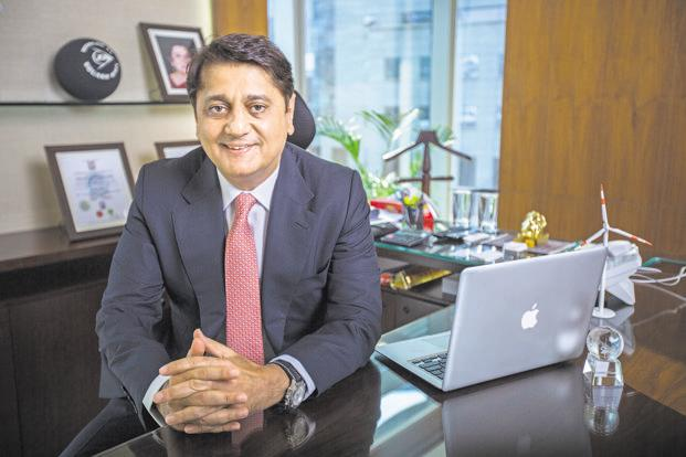Deepak Kochhar, founder of NuPower Renewables and husband of ICICI Bank CEO Chanda Kochhar.