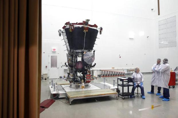 NASA completes test launch of Mars 2020 rover landing parachute