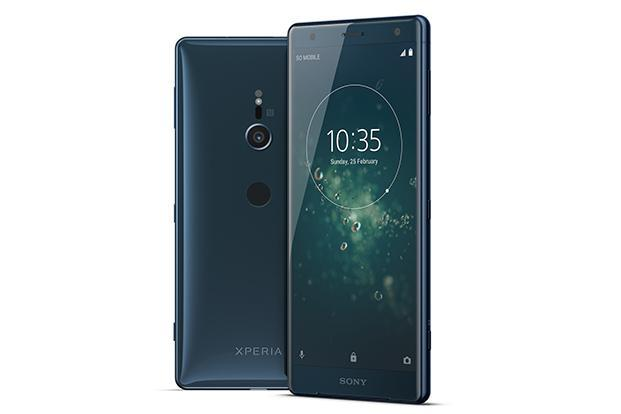 The Xperia XZ2 has a conventional design and offers a 5.7-inch screen but supports HDR, which means colours will look richer.