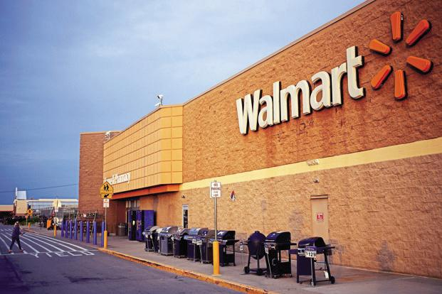 Walmart also has a deal with insurer Humana Inc. to offer co-branded Medicare drug plans. Photo: Bloomberg