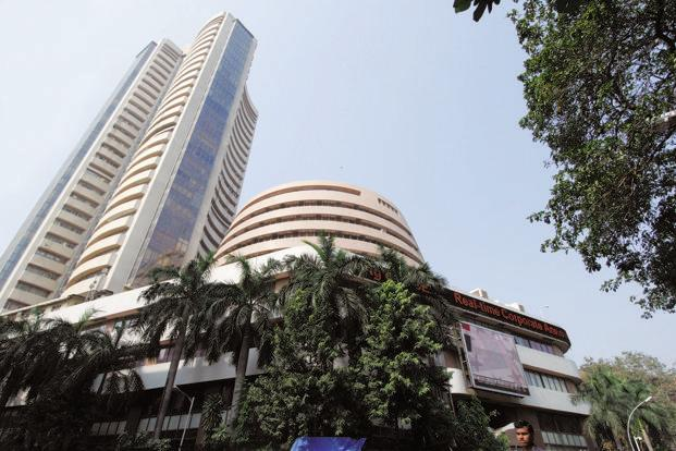Sensex rises nearly 100 points; Tata Motors gains 5%
