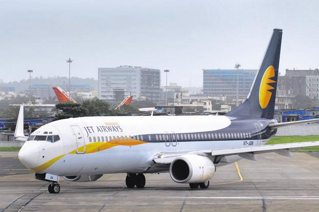 Jet Airways stock rises 3% on aircraft pact