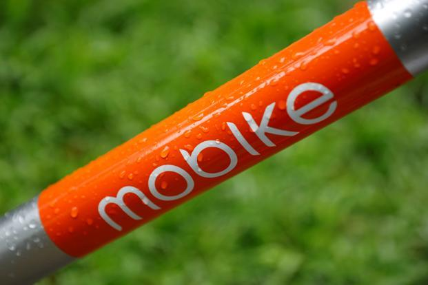 Chinese bike-rental company Mobike may soon be gobbled up by compatriot start-up Meituan Dianping. Photo: Reuters