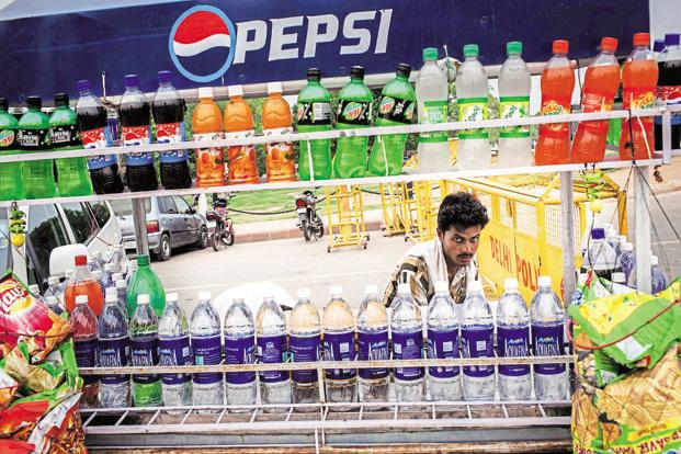 In May 2016, PepsiCo extended Kurkure brand into navratan mix, Punjabi chatka, chivda mix and alu bhujia, to fight its key competitor Haldirams, albeit with limited success. Photo: Bloomberg
