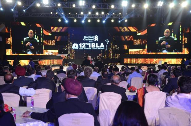 A file photo of India Business Leader Awards in 2017. Photo: India Business Leader Awards