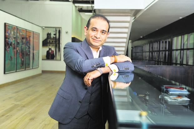 Nirav Modi and his firms are at the centre of the Rs13,000 crore PNB fraud. Photo: Aniruddha Chowdhury/Mint