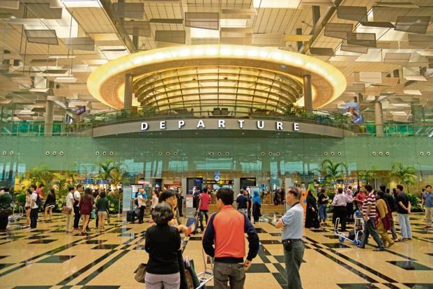 A file photo of Singapore's Changi Airport. Photo: iStockphoto