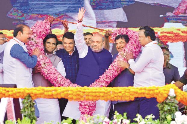 Shah's remarks show BJP rattled: Congress