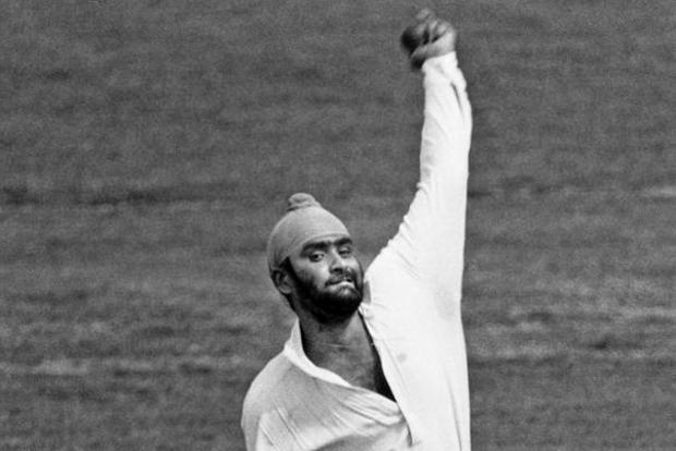 A file photo of Bishan Singh Bedi. Photo: Getty Images