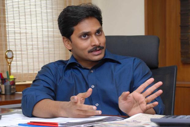 On 31 March, YSRCP chief Y. S. Jagan Mohan Reddy had announced that his party MPs will resign on the last day or Parliament's ongoing session over Andhra special status issue. Photo: Hindustan Times