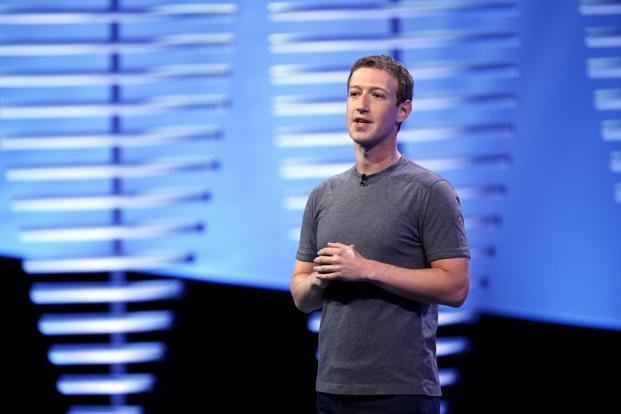 Facebook CEO Mark Zuckerberg. Facebook disclosed on Wednesday that data of up to 87 million people may have been improperly shared with political consultancy Cambridge Analytica. Photo: Reuters