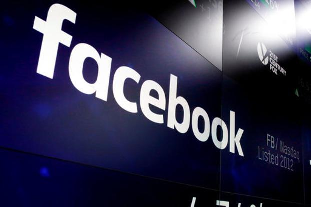 Facebook said AggregateIQ may have improperly received data from Facebook users. Photo: AP