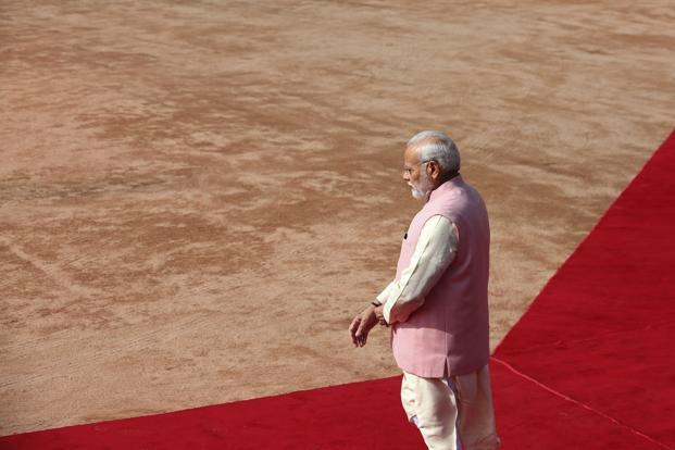 The last Saarc Summit in 2014 was held in Kathmandu, which was attended by PM Narendra Modi. Photo: AP