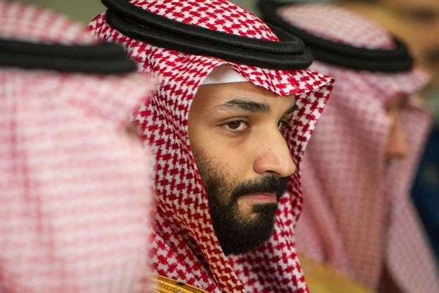 Saudi Crown Prince Mohammed bin Salman. File photo: AP