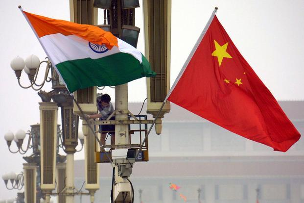 "The India-China boundary issue should not be ""hyped up"" and the two sides must abide by the agreements to maintain the peace and tranquillity along the border areas, the Chinese Foreign Ministry asserted on Monday. Photo: AFP"