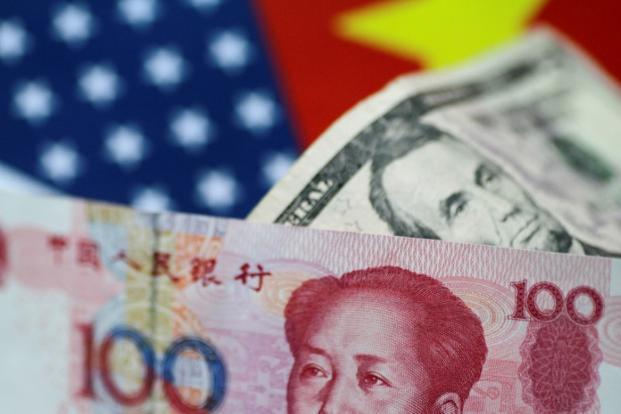China's foreign ministry said on Monday that the United States was to blame for trade friction and that it was impossible for negotiations to take place under current conditions. Photo: Reuters