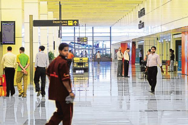 The Indian airfield was also the fastest-growing on the list, with passenger growth at 14%. Photo: Pradeep Gaur/Mint