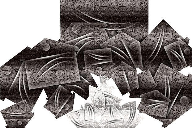 The only stakeholders who have maintained their confidence in the Indian banking system till now have been depositors. Illustration: Jayachandran/Mint