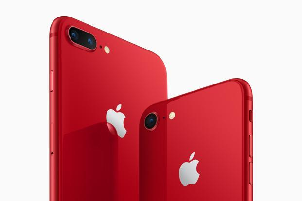 Apple has confirmed that the iPhone 8 (Product)Red Special Edition and the iPhone 8 Plus (Product)Red Special Edition will be available in India from May onwards, with prices starting Rs67,940.
