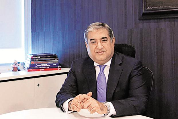 Rajiv Kochhar, ICICI Bank CEO Chanda Kochhar's brother-in-law and promoter of Avista Advisory Group.