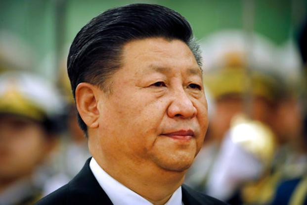 Chinese President Xi Jinping says in today's world, the trend of peace and cooperation is moving forward and a Cold War mentality and zero-sum game thinking are outdated. Photo: AP