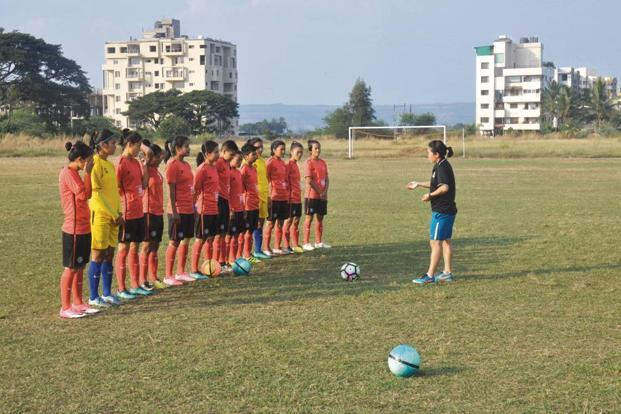 Eastern Sporting Union players during a training session. Photo: Shail Desai