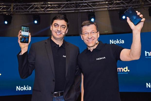 Google Mulls Acquisition Of Nokia's Aeroplane Broadband Unit