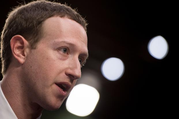Mark Zuckerberg said Facebook was taking steps to ensure integrity of elections in countries like the United States, India, Brazil, and Pakistan. Photo: AFP