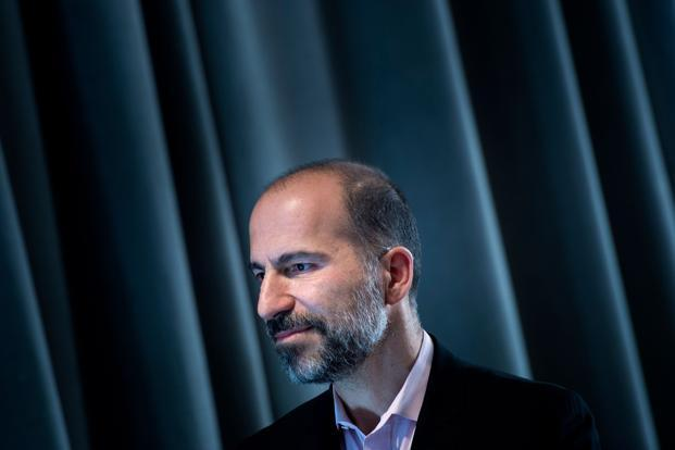 Uber CEO: We're cooperating with Feds on self-driving vehicle crash probe