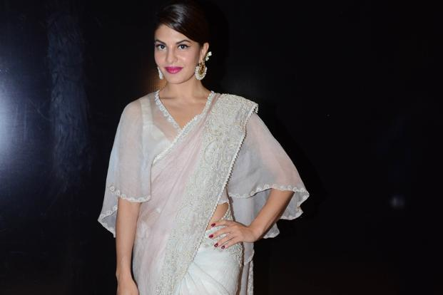 Jacqueline Fernandez's active wear brand Just F will be retailed at all leading online marketplaces as well as Just F's direct-to-consumer page. File photo: Prodip Guha/HT