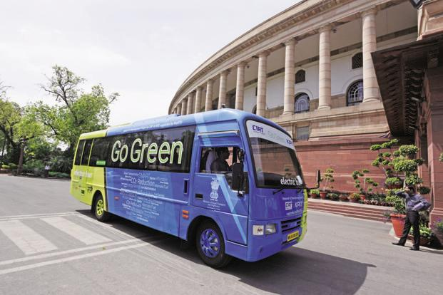It is expected that the new version of the FAME scheme will give exemptions and subsidies for manufacturing electric vehicle components and to buyers of electric vehicles for commercial purposes like public transport. Photo: HT